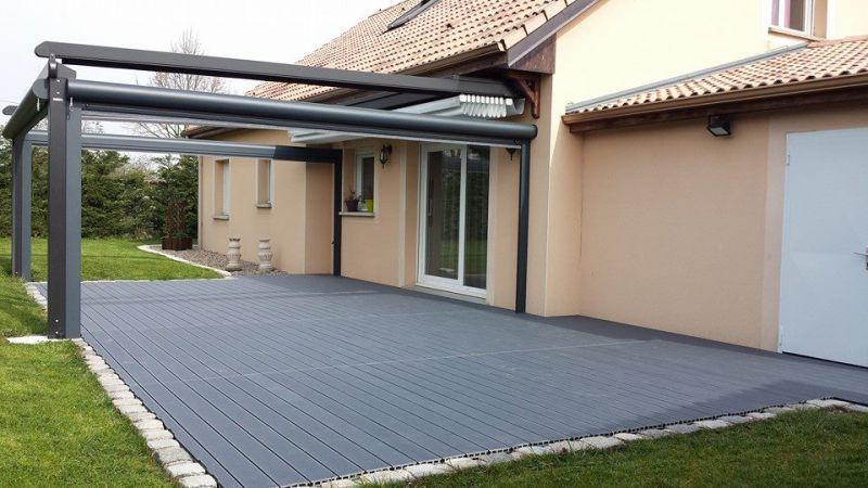 Terrasses composites